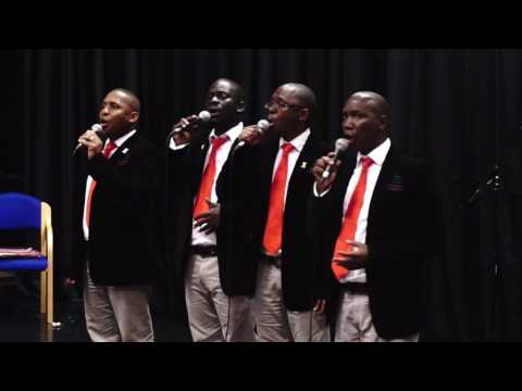 Shiloh Quartet  Zambian National Anthem
