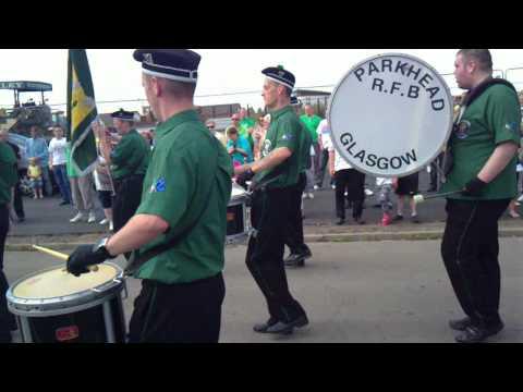 Parkhead RFB . ( VOL. BILLY REID RFB )  - The Legend - GarryG1916