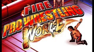 Fire Pro Wrestling World Review - Early Access
