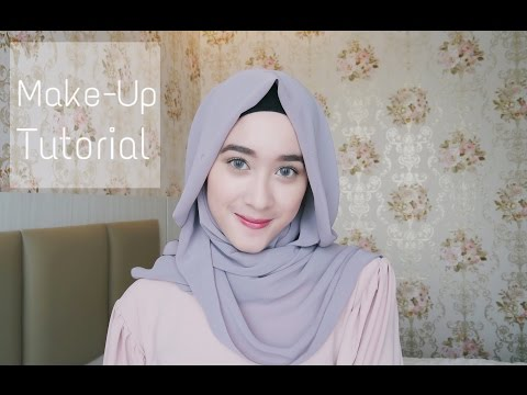 "My Daily Makeup Tutorial | ""No Makeup"" Makeup (Bahasa)"