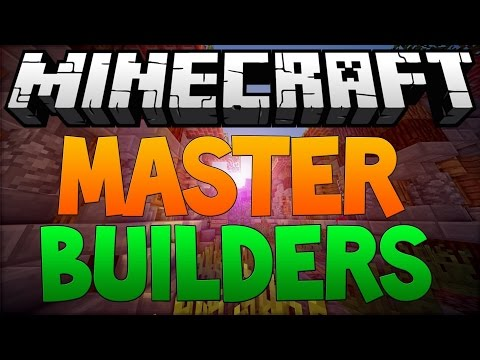 Minecraft: Master Builders | VICTORY IS MINE!!! (+editing mistakes) | Ep. 1