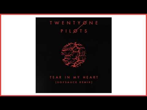 twenty one pilots - Tear In My Heart (SoySauce Remix)