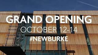 The new Burke Museum Grand Opening