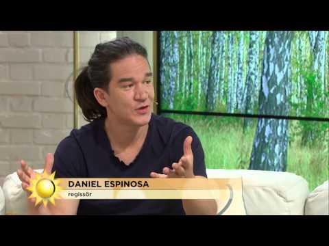Dagens sommargäst - Hollywoodregissören Daniel Espinosa - Nyhetsmorgon (TV4)