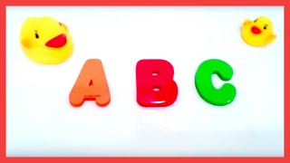 The ABC Song for Bath Time - Kids