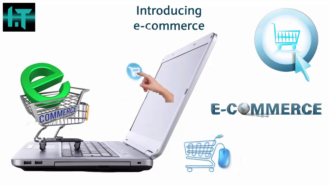 briefly explain what is electronic commerce Generally speaking, when we think of e-commerce, we think of an online commercial transaction between a supplier and a client however, and although this idea is right, we can be more specific and actually divide e-commerce into six major types, all with different characteristics.
