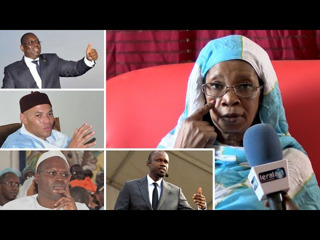 "Sorcière : SELBE NDOM: ""Guiss na 3è mandat Macky SALL.... Karim WADE mokay remplacer dou SONKO..."""