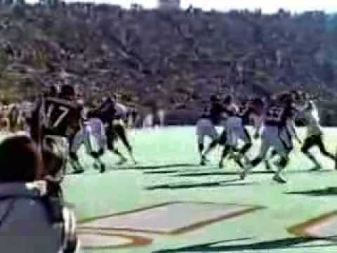 Darrell Green punt return for td against Bears in NFC playoffs