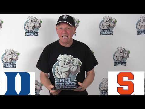 Syracuse vs Duke 2/1/20 Free College Basketball Pick and Prediction CBB Betting Tips