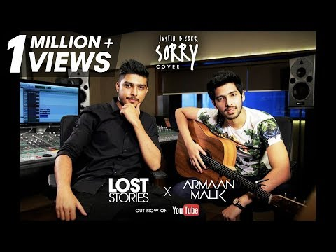 Thumbnail: Sorry - Armaan Malik x Lost Stories (Cover) | Justin Bieber