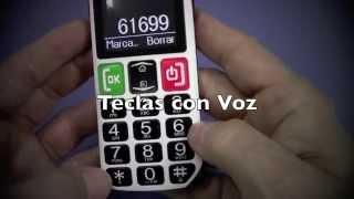 Telefono para  Mayores - Ayudas Tecnicas Magnicenter