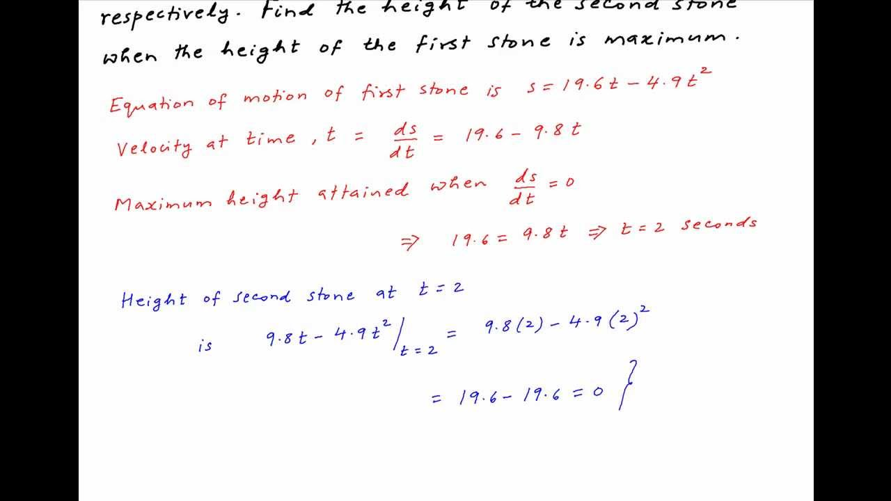 how to find an equation of an object