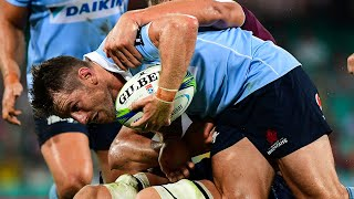 Super Rugby 2019 Round Four: Waratahs vs Reds