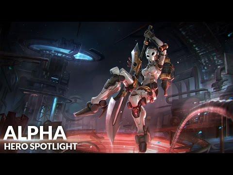 Alpha Hero Spotlight