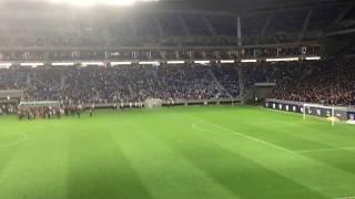 Gamba vs. Frontale 「 パトリックコール 」