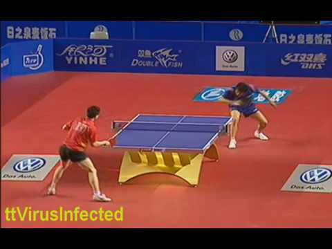 VW Cup 2010 - Ma Long vs Joo Se Hyuk