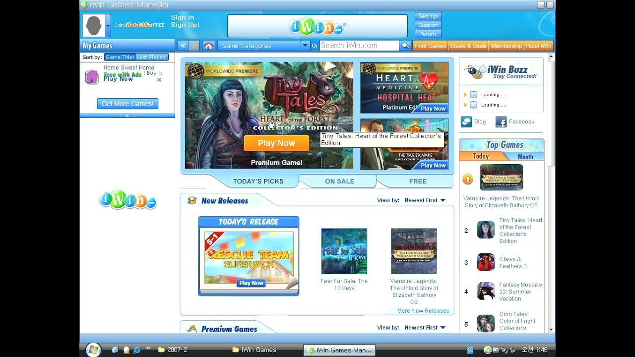 iwin games manager | Games World