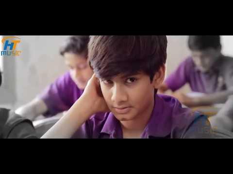 Agar Tum Mil Jao    School Life Love Story 2018    Heart Broken Love Story - Malli Raava    HT Music