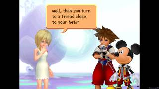 Kingdom Hearts Re:Coded English [Part 15 ~ Castle Oblivion - Final Boss: Roxas - Ending/Credits]