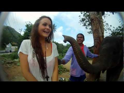 Bali & Phuket Holiday with my GoPro