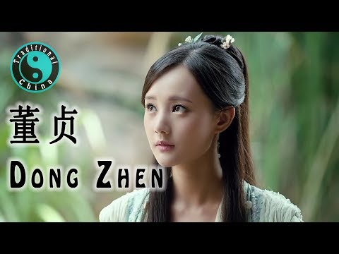 Dong Zhen 董贞 • 2017射鵰英雄傳 The Legend Of The Condor Heroes [Traditional China]