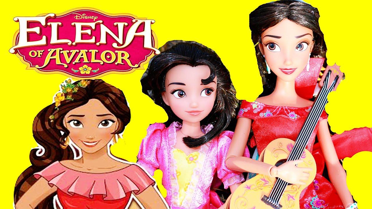 elena of avalor new disney princess latina princess youtube