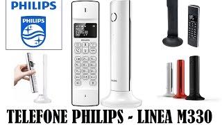 Telefone Philips Linea M330 - …