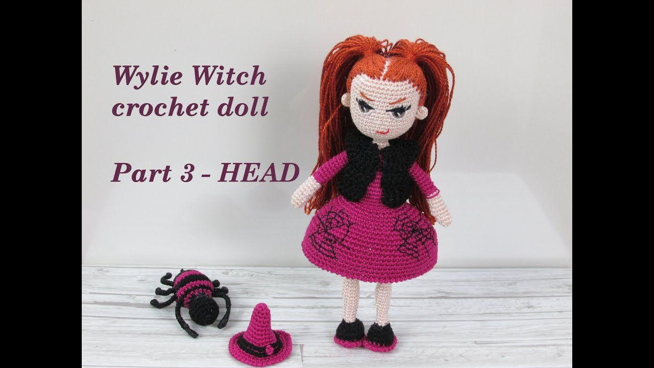 Amigurumi Princess Doll in Cape Crochet Free Pattern | 720x1280