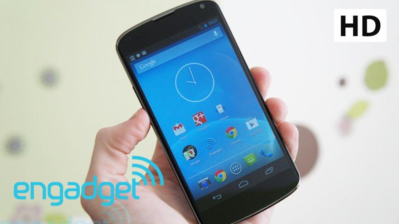 Google nexus 4 review pictures it pro - Google Nexus 4 Review Engadget