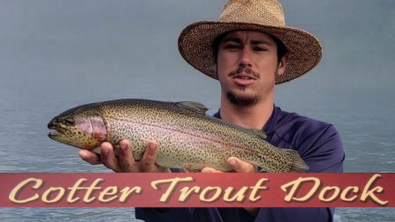 Arkansas White River Trout Fishing Report August 7, 2019
