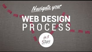 Navigate Your Web Design Process in 5 Steps