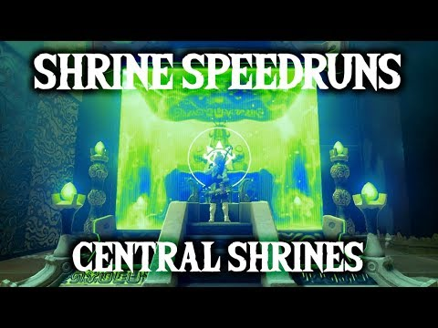 Shrines In Seconds - Central Shrines