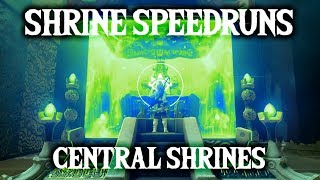 Shrines in Seconds - Central Shrines thumbnail