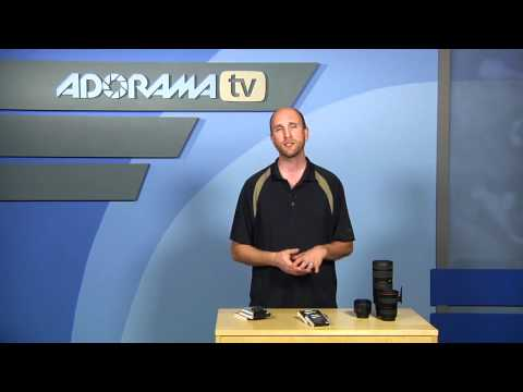 Camera Lens Filters & Lenses Explained - Digital Photography TV 1 on 1 Video