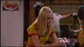 2 Broke Girls - Caroline Hot Funny Scenes