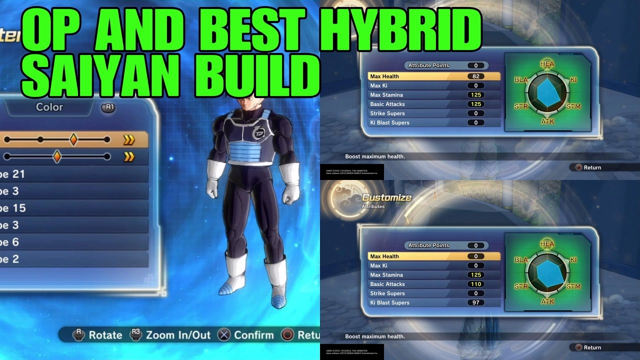 Builds On Xenoverse