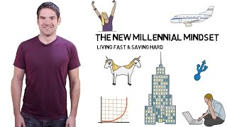 Living Fast & Saving Hard: The New Millennial Mindset