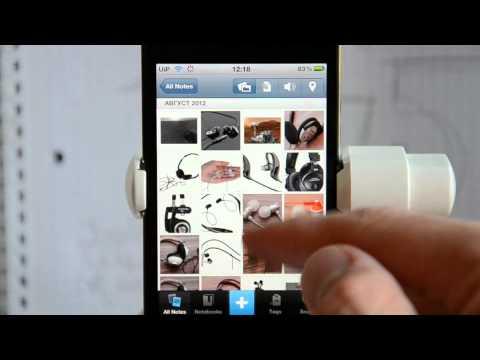 ТОП-5 лучших блокнотов для iPhone и iPad