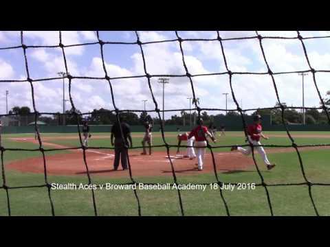 Broward Baseball Academy 18 July 2016