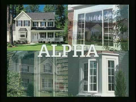 Alpha Windows - Replacement Windows, Vinyl Siding, Roofing, Doors