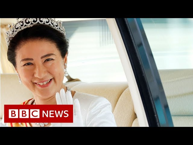 Empress Masako and the pressure of Japan's throne  - BBC News