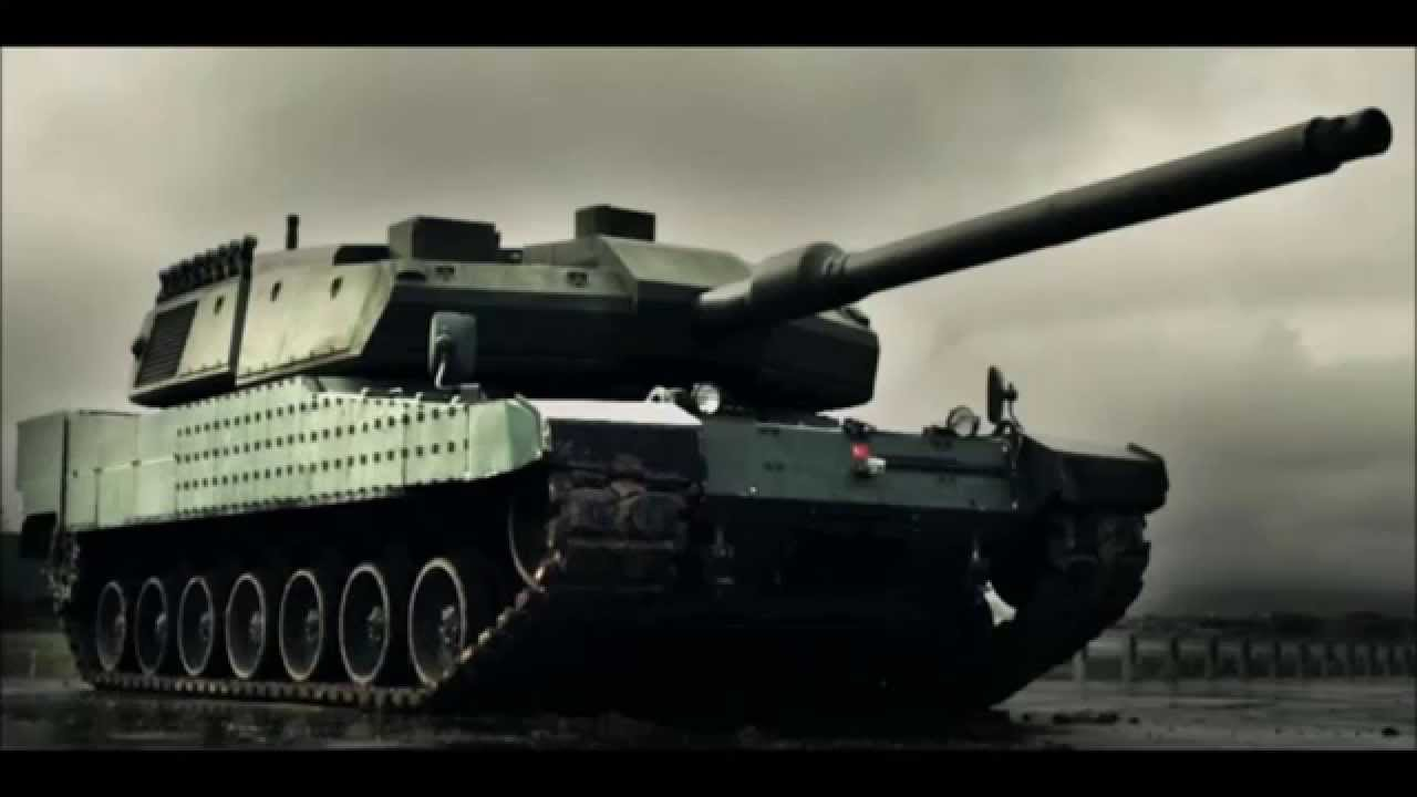 Altay Main Battle Tank Hd Youtube