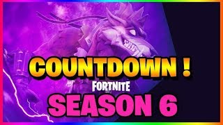 Fortnite Season Is Here!! Come Chill And Wait For S6 with me! / 230+ Wins / V-Buck Giveaway At 4am!