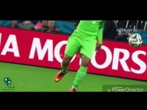 La chanson officiel de. Équipe national algérienne (clip)