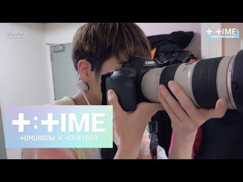 [T:TIME] TAEHYUN plays with the camera - TXT (투모로우바이투게더)