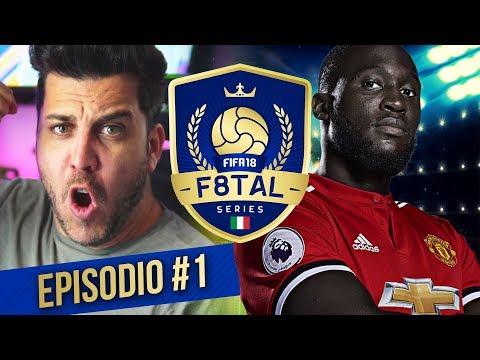 TOTS F8TAL ITA #1 - VI SPACCO TUTTI!! FIFA 18 - ( BrazoCrew )