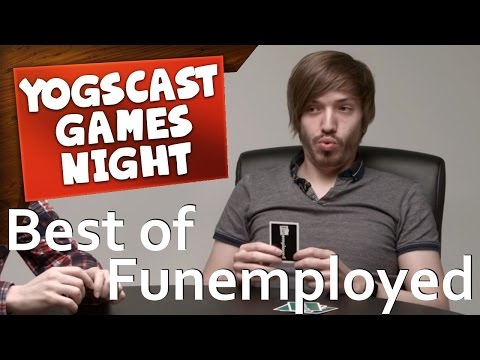 Best of Funemployed: Yogscast Games Night