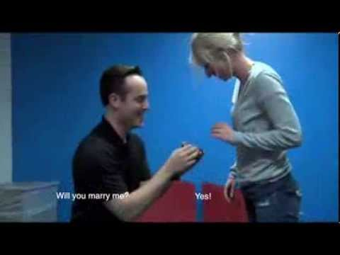 Best Surprise Marriage Proposal on TV