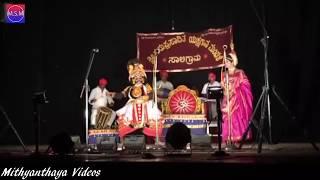 Yakshagana 2017 - Rajesh Bhandary - Nagaraj Bhandary - Suresh Shetty - Shwethakumara