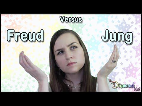 Freud vs Jung - Dream Interpretation and Symbols - YouTube